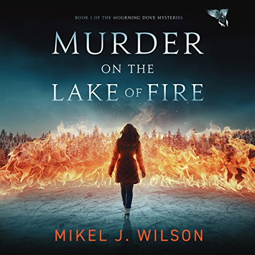 Murder on the Lake of Fire cover art