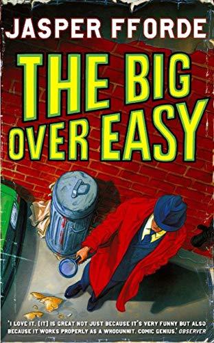 The Big Over Easy: Nursery Crime Adventures 1 (Nursery crimes) (English Edition)