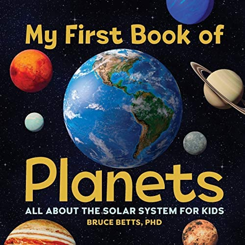 My First Book of Planets All About the Solar System for Kids product image