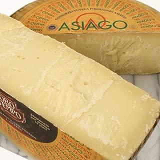 igourmet Asiago d'Allevo DOP Oro del Tempo - Pound Cut (15.5 ounce)