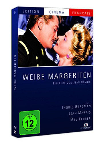 Weiße Margeriten (Elena et les hommes) – Edition Cinema Francais Nr. 27 (Mediabook)