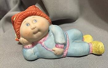 Cabbage Patch Kids Vintage 1984 Ceramic Porcelain Figurine