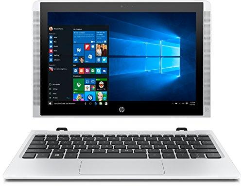 HP Pavilion x2 (10-n101ng) 25,7 cm (10,1 Zoll) Tablet PC (2in1 Laptop, Intel Atom Z8300, 2 GB RAM, 32 GB eMMC, Win 10) weiß