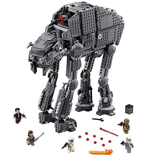 First Order Heavy Assault Walker Marcheur LEGO Star Wars 75189 (1376 pièces) - 9