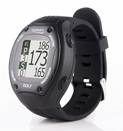 POSMA GT1Plus Golf Trainer GPS Golf Watch