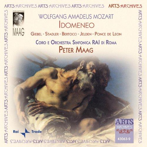 Act 2, Scene VI (Idomeneo, Idamante, Elettra, Seguito Del Re): No. 16 Terzetto 'Pria Di Partir, Oh Dio' (Idamante, Elettra, Idomeneo)