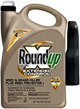 Roundup Ready-to-Use Extended Control Weed & Grass Killer Plus Weed Preventer II Trigger, 1.25 GAL