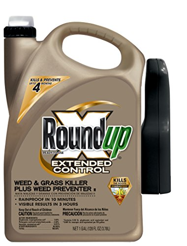 Roundup 5004010 Ready-To-Use Extended Control Weed & Grass...