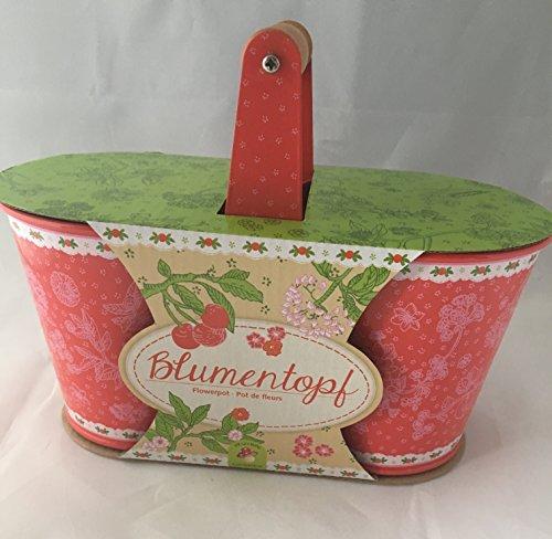 Spiegelburg 11019 Blumentopf Endlich Gartenzeit