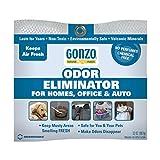 Gonzo Odor Eliminating Rocks - 32 oz - 907 Grams - Pet Cigarette Smoke Paint Garbage Odor Eliminator For Car Home Gym Bag Basement Locker Room