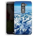 DeinDesign Coque Compatible avec LG G2 Mini Étui Housse Nuage Neige Montagne