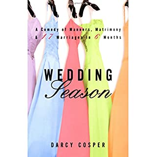 Wedding Season audiobook cover art