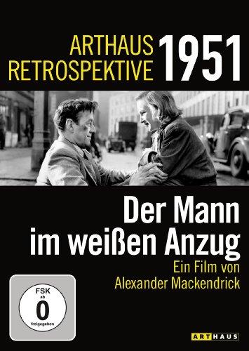 Arthaus Retrospektive 1951 - Der Mann im weißen Anzug