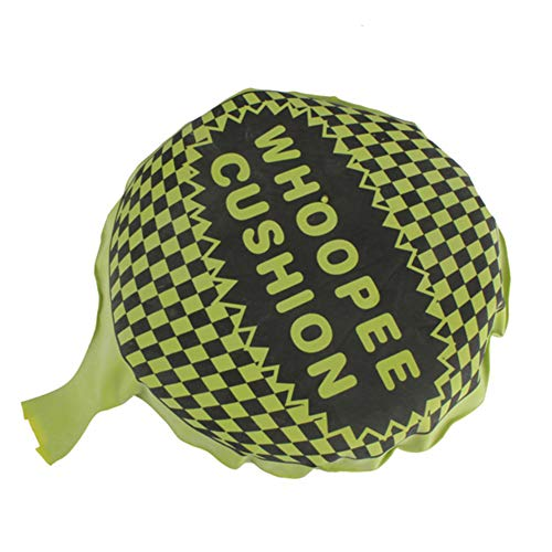 Cushion Jokes Gag Pranks Maker Trick Funny Toy Fart Pad Gags Novelty Toys(size Medium Random Color)