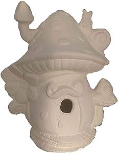 Ladybug Mushroom Lodge 6