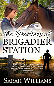 The Brothers of Brigadier Station (Brigadier Station series Book 1) by [Sarah Williams, Serenade Publishing]