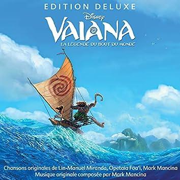 Vaiana - La Légende du Bout du Monde (Bande originale française du Film/Édition Deluxe)