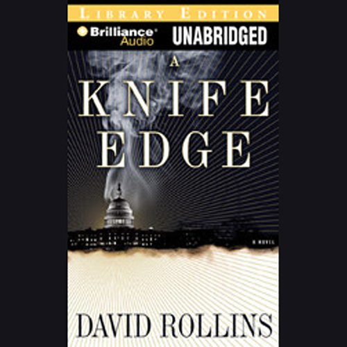 A Knife Edge audiobook cover art