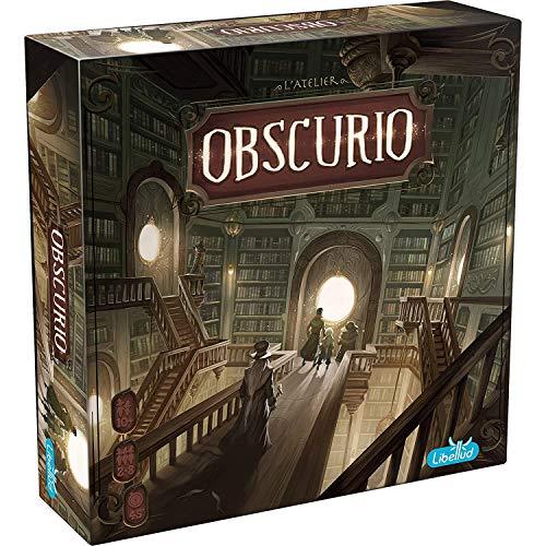 Asmodee Obscurio, Gioco da Tavolo, Edizione in Italiano, 8656