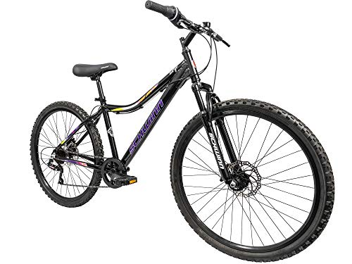 Schwinn Damen Surge Bike, Schwarz, 43,18 cm