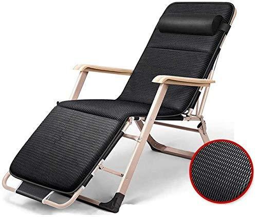 Sun Lounger Patio Reclining Chairs Patio Reclining Chairs,Zero Gravity Chairs Lawn Oversize Ergonomic Lounger Chair, Patio Chaise Reclining Lounge Chair For Beach Camping sun lounger chair (Color.