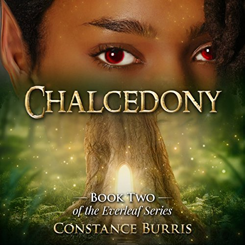 Chalcedony audiobook cover art