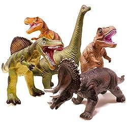 2. Boley Jumbo Dinosaur Set (5 pieces)