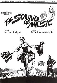 Richard Rodgers: Sound Of Music (Selection For 2-Part Chorus) / リチャード・ロジャース: サウンド・オブ・ミュージック (2部合唱のためのセレクション)