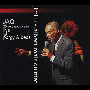 25 Very Good Years (Live At Porgy & Bess Club Vienna)
