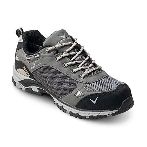 Black Crevice Damen Trekkingschuhe, schwarz/Silber/grau, 40