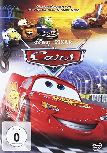 Cars [Alemania] [DVD]