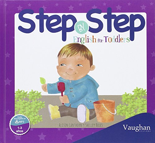 Step by Step – English for Toddlers