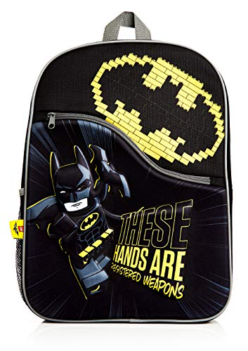 Lego Batman Mochilas Escolares Juveniles, Material Escolar p