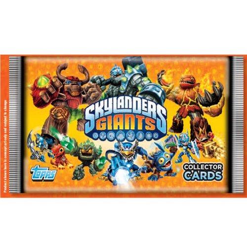 Skylanders Giants Trading Card Booster Box
