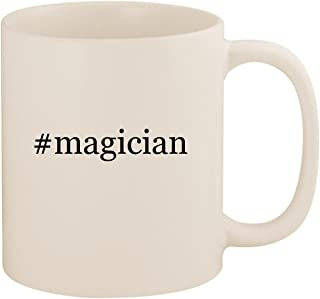 #magician - 11oz Ceramic Coffee Mug Cup, White
