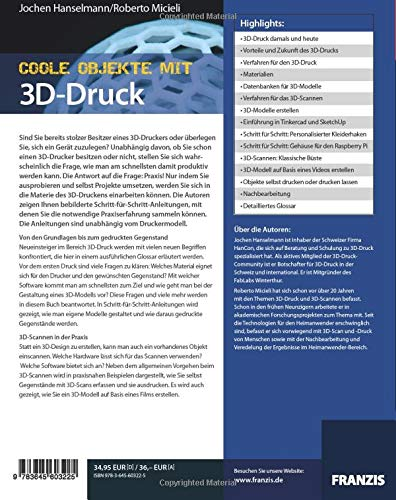 Coole Objekte mit 3D-Druck - 2