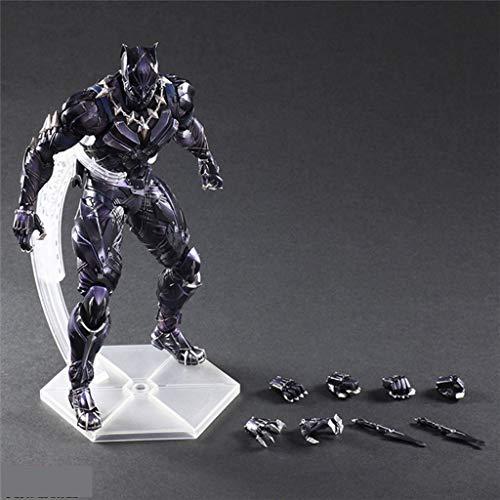 NYDZDM Iron Man Modelo Juguete Carácter Muñeca Regalo Artesanía Colección 27cm