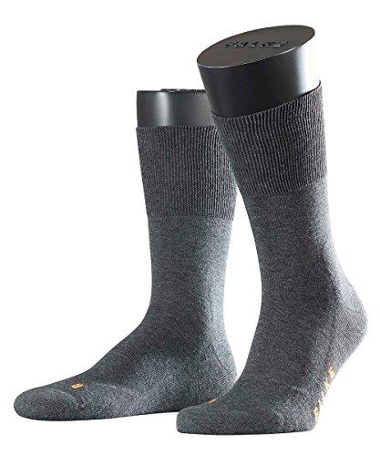 FALKE 3 Paar Run SO Socken 16605 Sportliche Allround-Socke UNISEX, Farbe:dark grey, Socken & Strümpfe:49-50