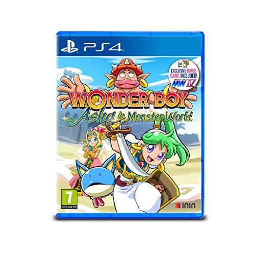 Wonder Boy - Asha in Monster World PS4