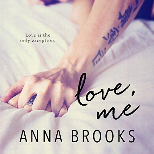 Love, Me audiobook cover art
