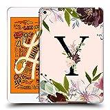 Head Case Designs Officiel Nature Magick Lettre Y Rose Gold Flowers Monogram 2 Coque Dure pour...
