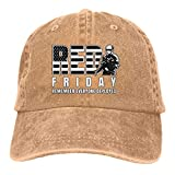zhouyeT Fast Dry Skull Cap,Moisture Wicking Travel Cap,Fitness Hip Hop Hat,Remember Everyone Deployed-1 Denim Jeanet Casquette de Baseball Adjustable Dad Hat