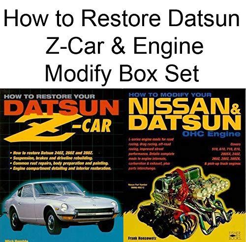 datsun 240z engine - 1