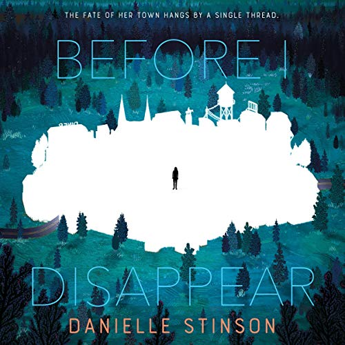 Before I Disappear audiobook cover art