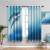 Paneles de cortina para perro, estilo canino, abstracto...