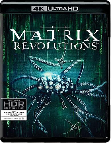 The Matrix Revolutions (4K Ultra HD) [Blu-ray]