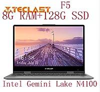 11,6 Zoll FHD IPS Display mit 1920 x 1080 Auflösung, Microsoft Windows 10 Betriebssystem Intel Gemini Lake N4100 Quad Core 1.1GHz, Hasta2.4GHz GPU Intel UHD Graphics 600 8 GB DDR4, 128 GB SSD-Speicher 4.360 Rotation, kompatibel mit Bluetooth 4.0, HDM...
