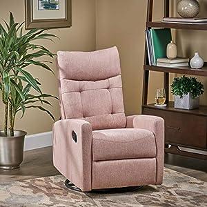 Glider Swivel Push Back Nursery Recliner-Rocking Chair-Rocking Chair for Nursery-Baby Rocker-Glider Rocker with Ottoman-Glider Rocker-Rocker Recliner-Nursery Rocking Chair-Rocking Chairs