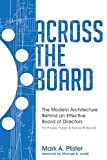 Across The Board: The Modern Architecture Behind an Effective Board of Directors