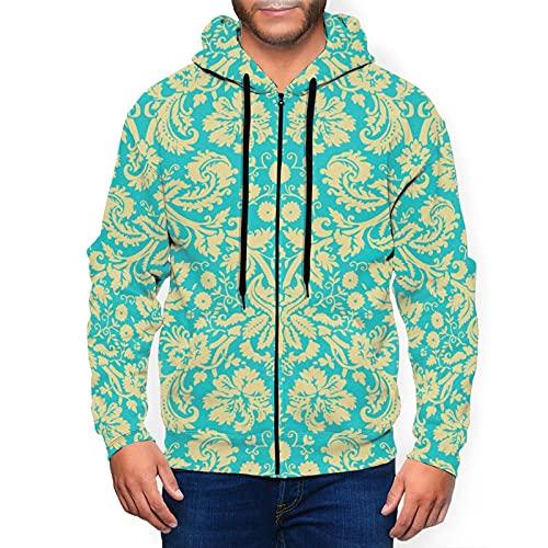 Sudaderas con capucha para hombre Ssa Sudadera con capucha 3d Impreso Chaqueta Cremallera Pullover Sudadera Camisa
